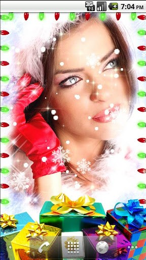 Sexy Christmas Live Wallpaper for Android Adult AppsBang 288x512
