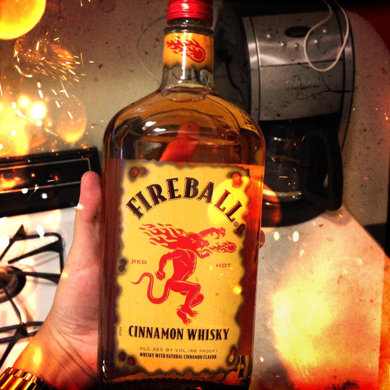 Fireball Whisky Wallpaper Wallpapersafari