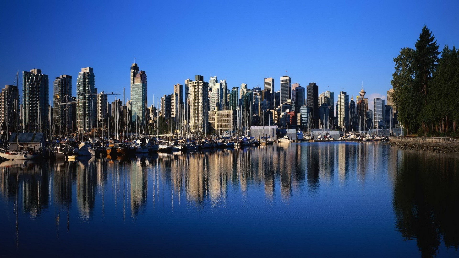 Vancouver wallpaper World Wallpaper Canada Wallpaper Vancouver HD 1920x1080