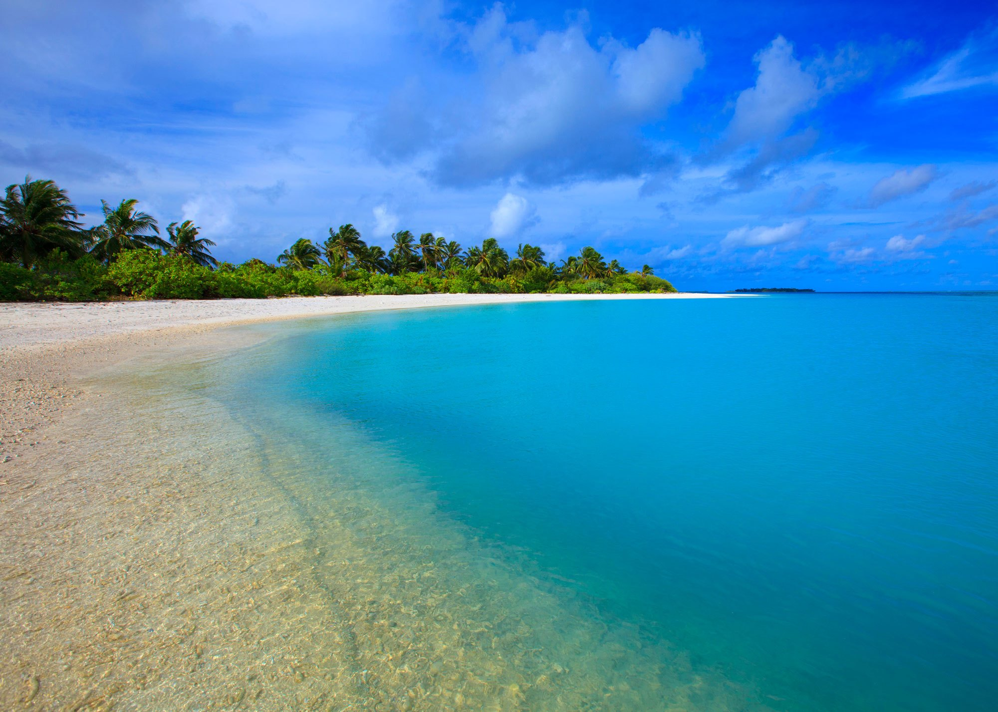 Tropical Paradise Wallpaper High Resolution: Paradise Beach Wallpaper