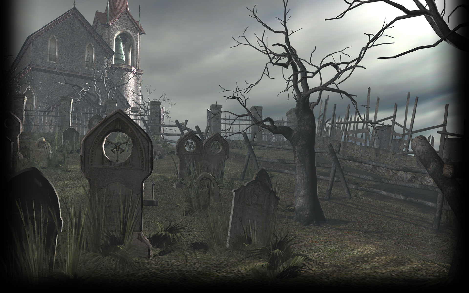 Steam Community Market Listings for 254700 RE4 Cemetery 1920x1200