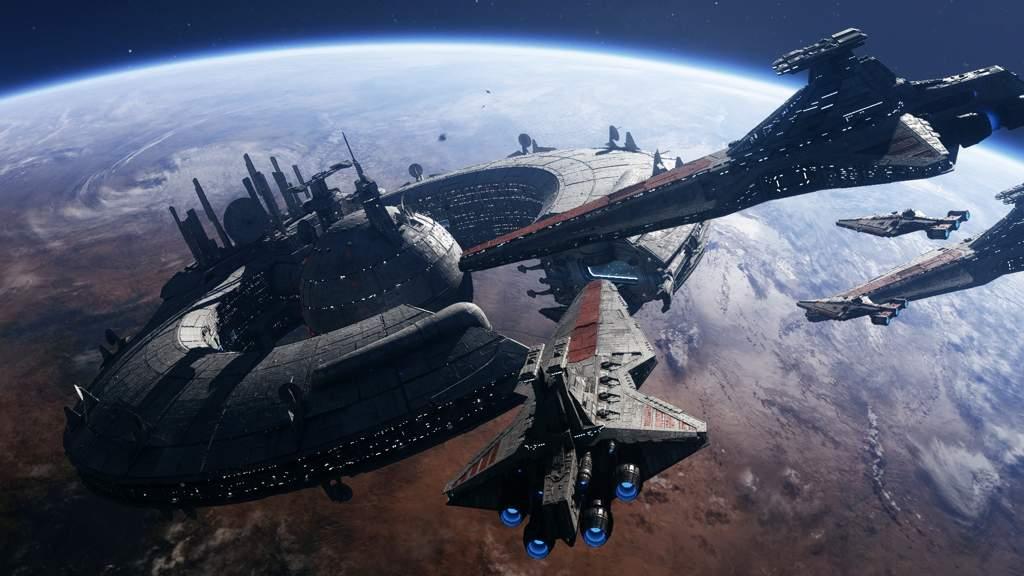 download Best Clone Wars Spaceair Battle Star Wars Amino 1024x576