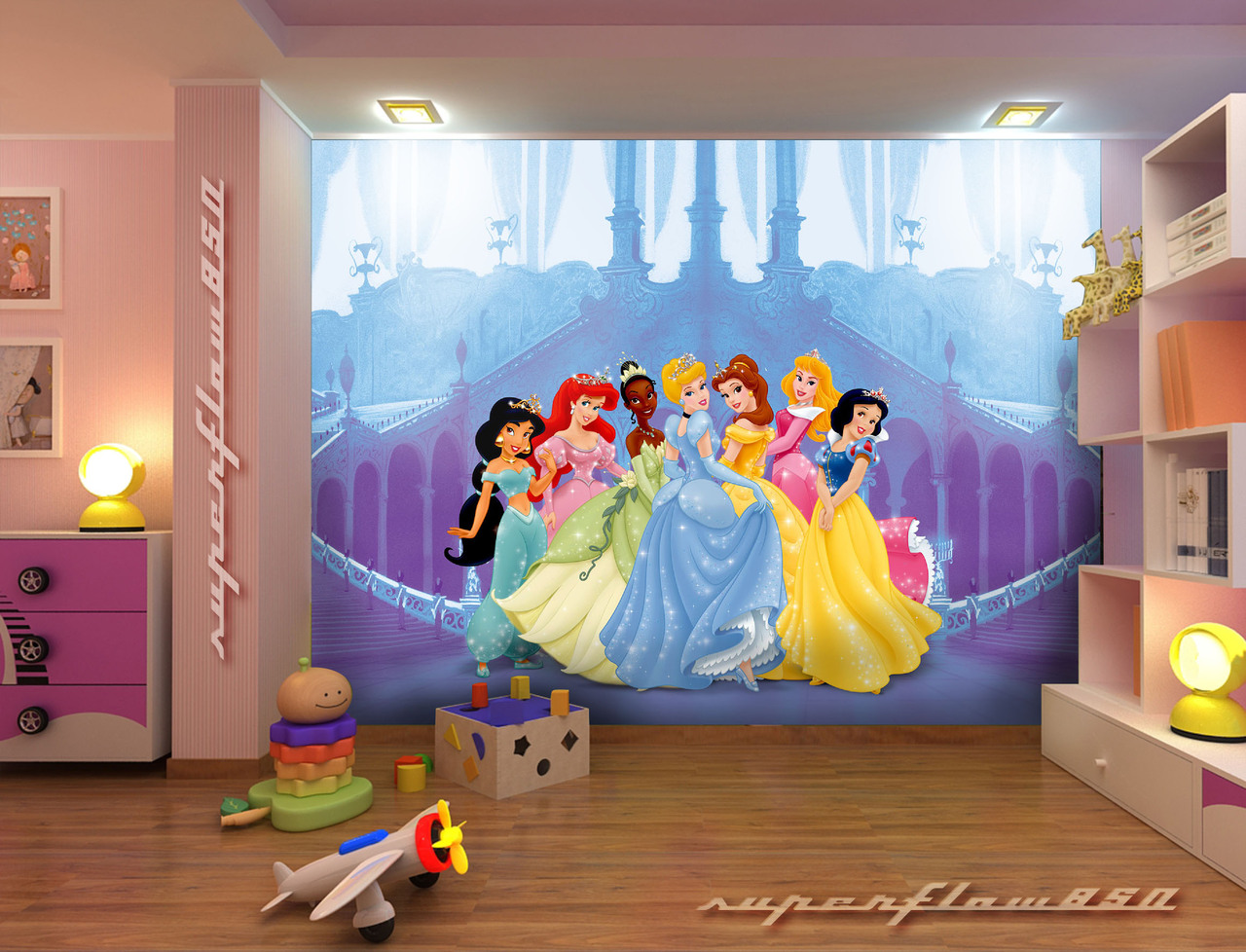 wall murals heres a very little history relating to the characters 1280x978