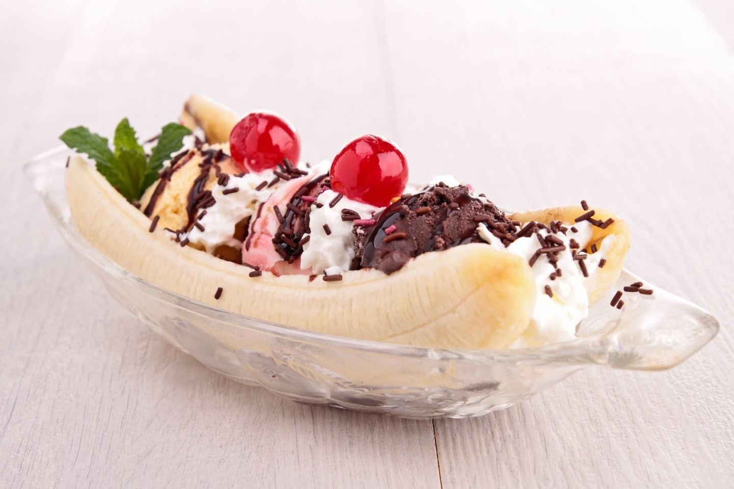 Banana Split New Wallpaper Wallpaper Photo Shared By Gian27 Fans 1440x960