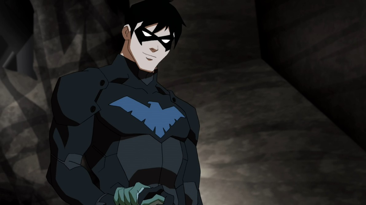 Young Justice Nightwing Wallpaper 1191x669
