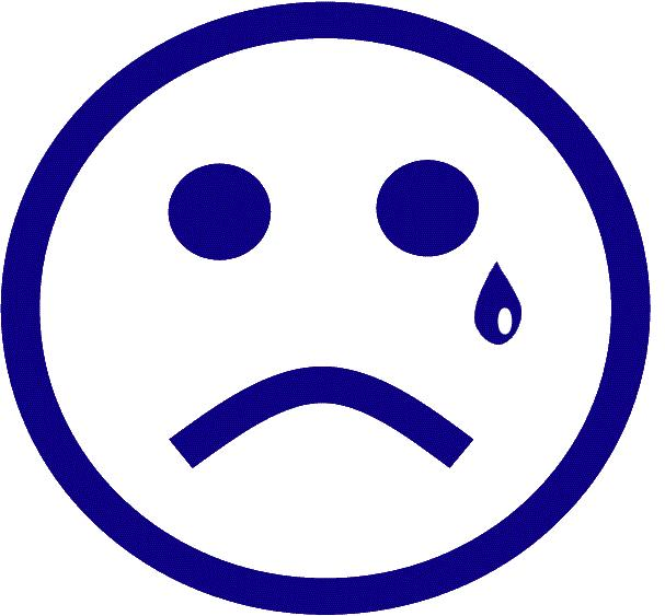 sad face wallpaper 607x563