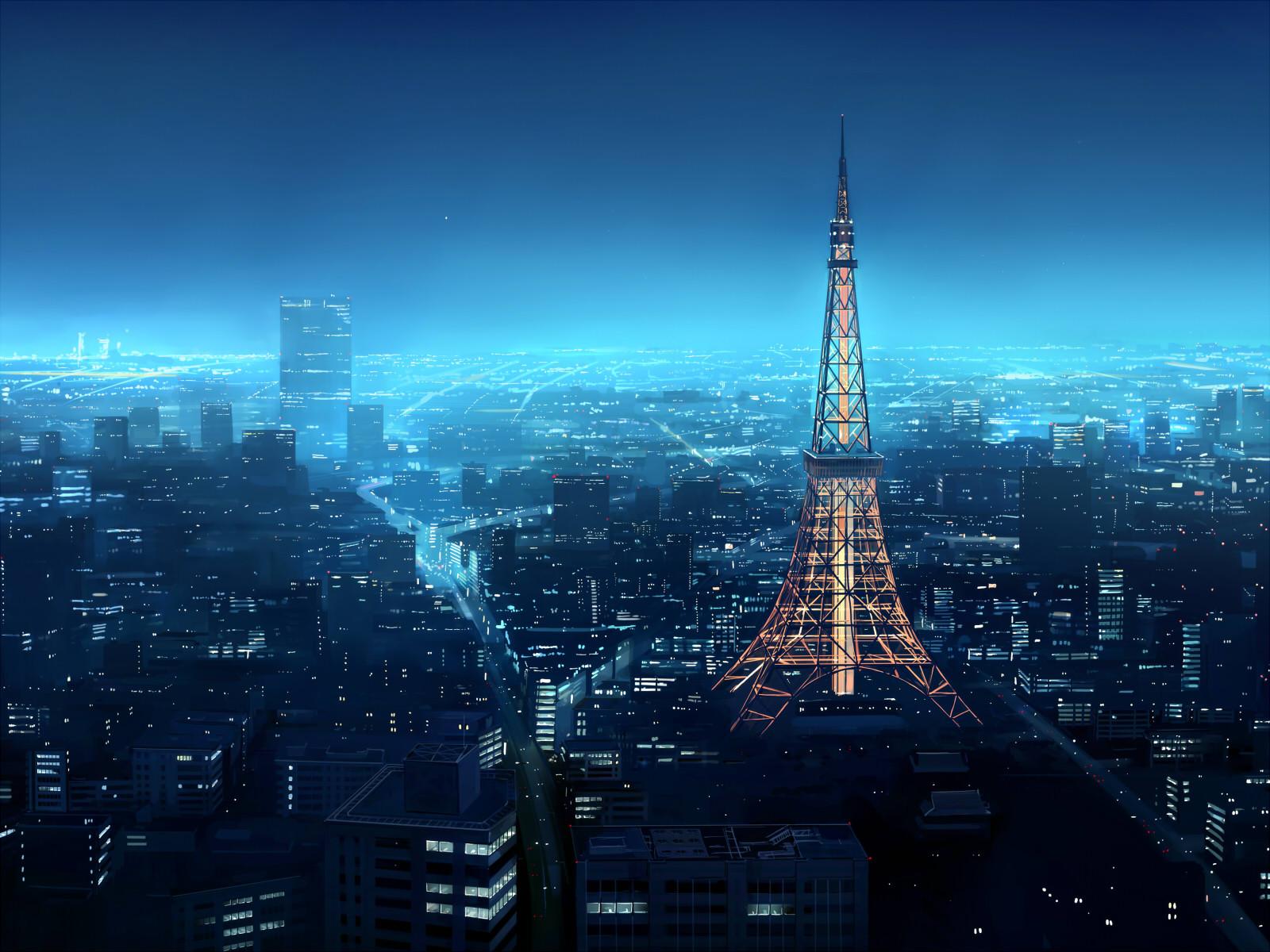 Tokyo Skyline Wallpaper HD wallpaper   Tokyo Skyline Wallpaper 1600x1200
