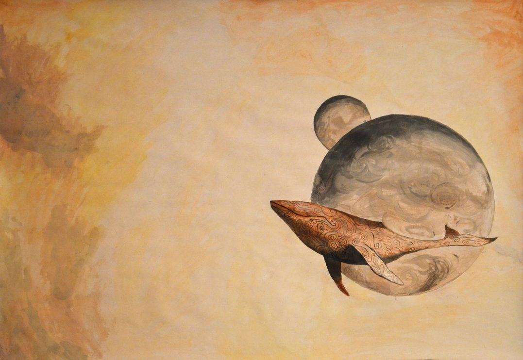 Flying Whales   From Mars to Sirius by blooddrench I like the 1077x742