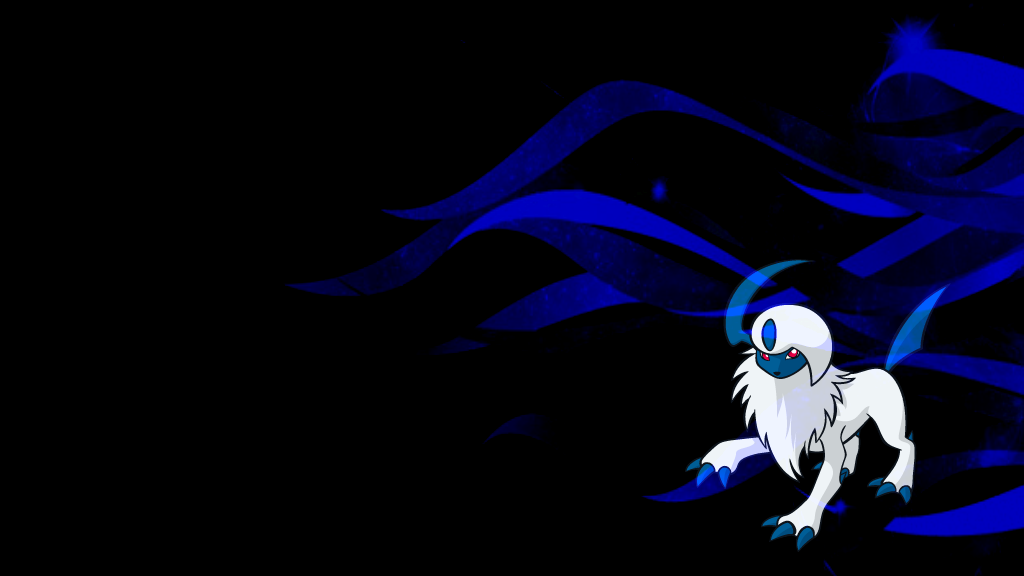 Pokemon Wallpaper Absol by Flows Backgrounds 1024x576