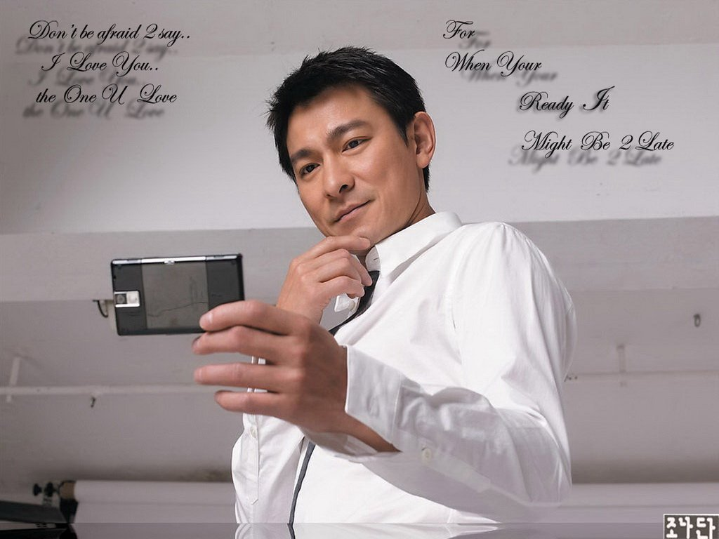 Andy Lau   Images Colection Wallpaper Space Best 1024x768