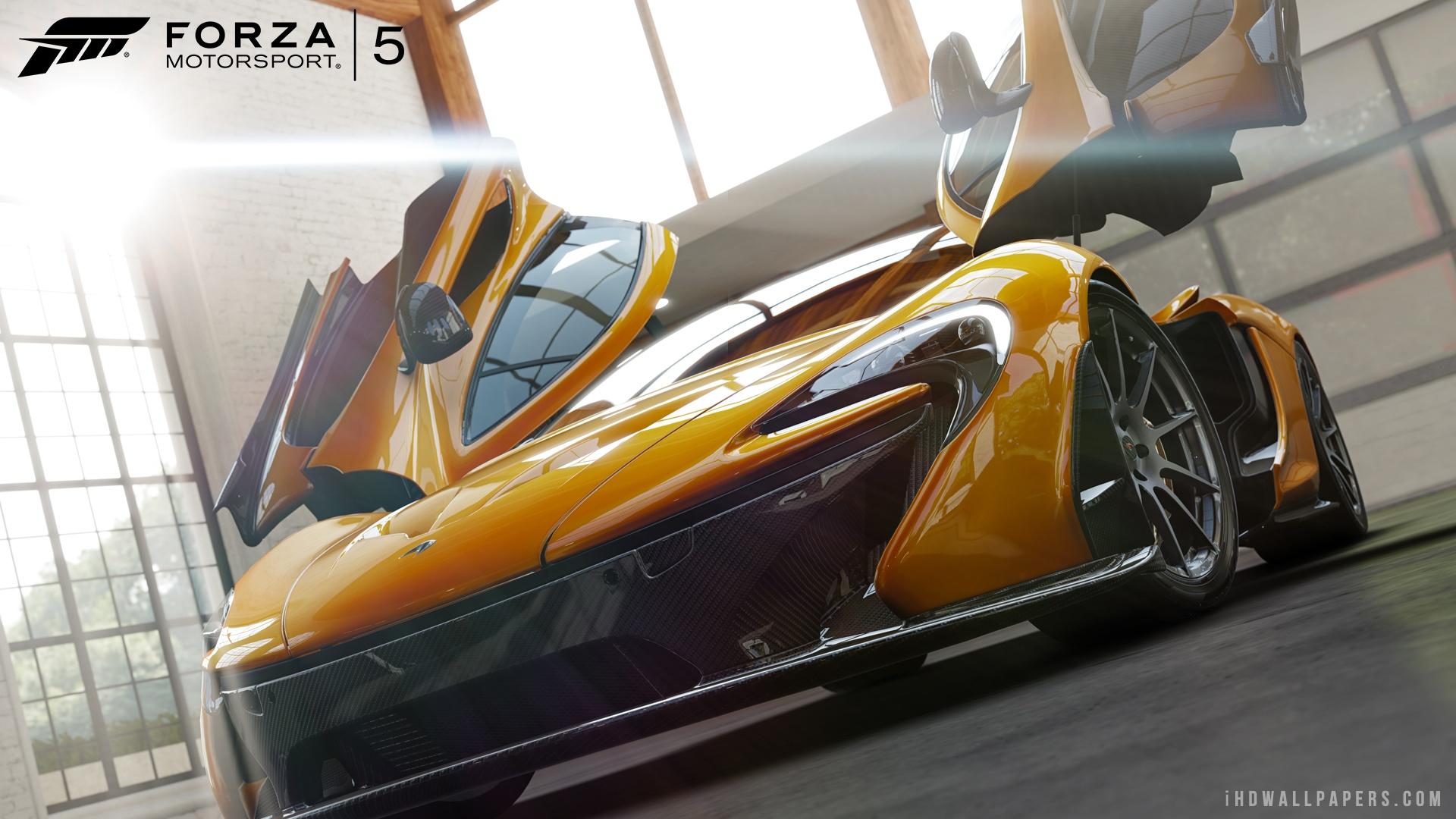 Forza 5 McLaren P1 HD Wallpaper   iHD Wallpapers 1920x1080