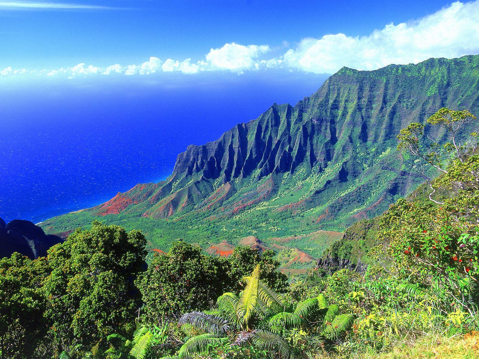 hawaii island wallpaper 1600x1200