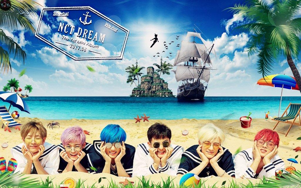 NCT DREAMWE YOUNG 02 WALLPAPER by YUYO8812 1024x640