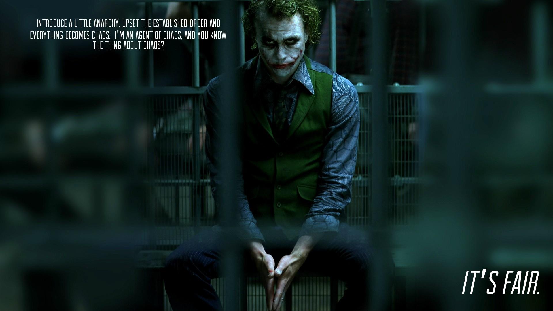 Inspirational Quotes Joker Quotes Wallpaper Hd