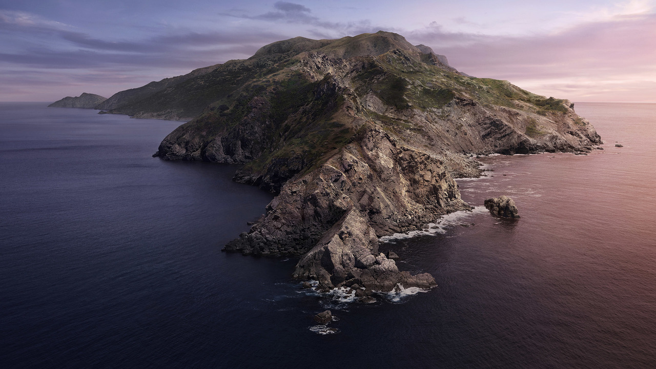 Download the Official macOS Catalina Wallpaper Here   iClarified 1280x720