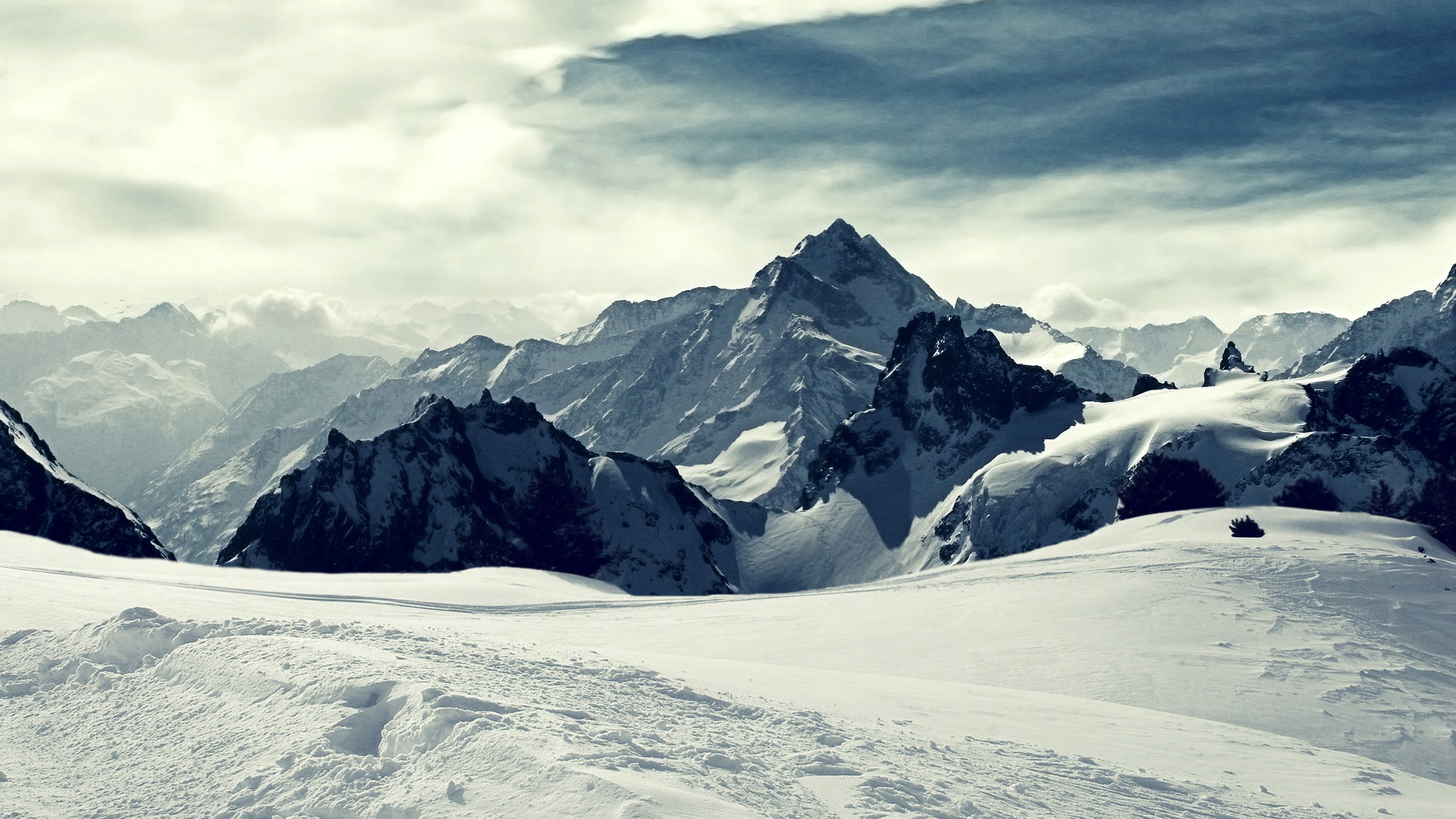 Daily Wallpaper Icelandic Mountains I Like To Waste My Time 2560x1440