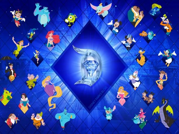 Anniversary of Disneyland Resort with New Disney Parks Blog Wallpaper 613x460