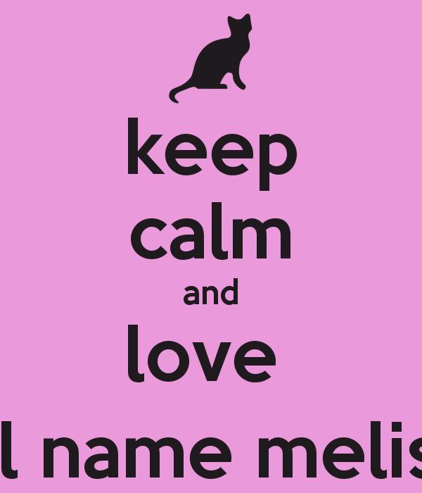1000  ideas about Melissa Name on Pinterest | Hello August, Leo ...