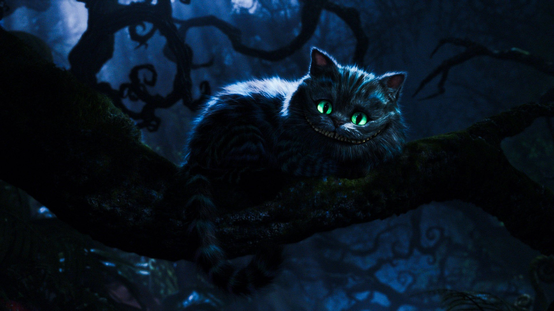 cheshire cat background Image Collection 1920x1078