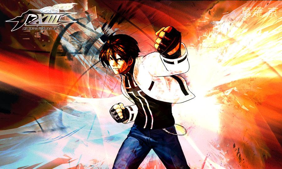 Kyo Kusanagi NEST in KoF XIII by Le Arc 7thHeaven on 900x540
