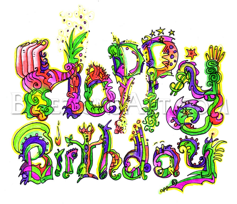 Happy Birthday Images Animated   All Wallpapers New 1000x863