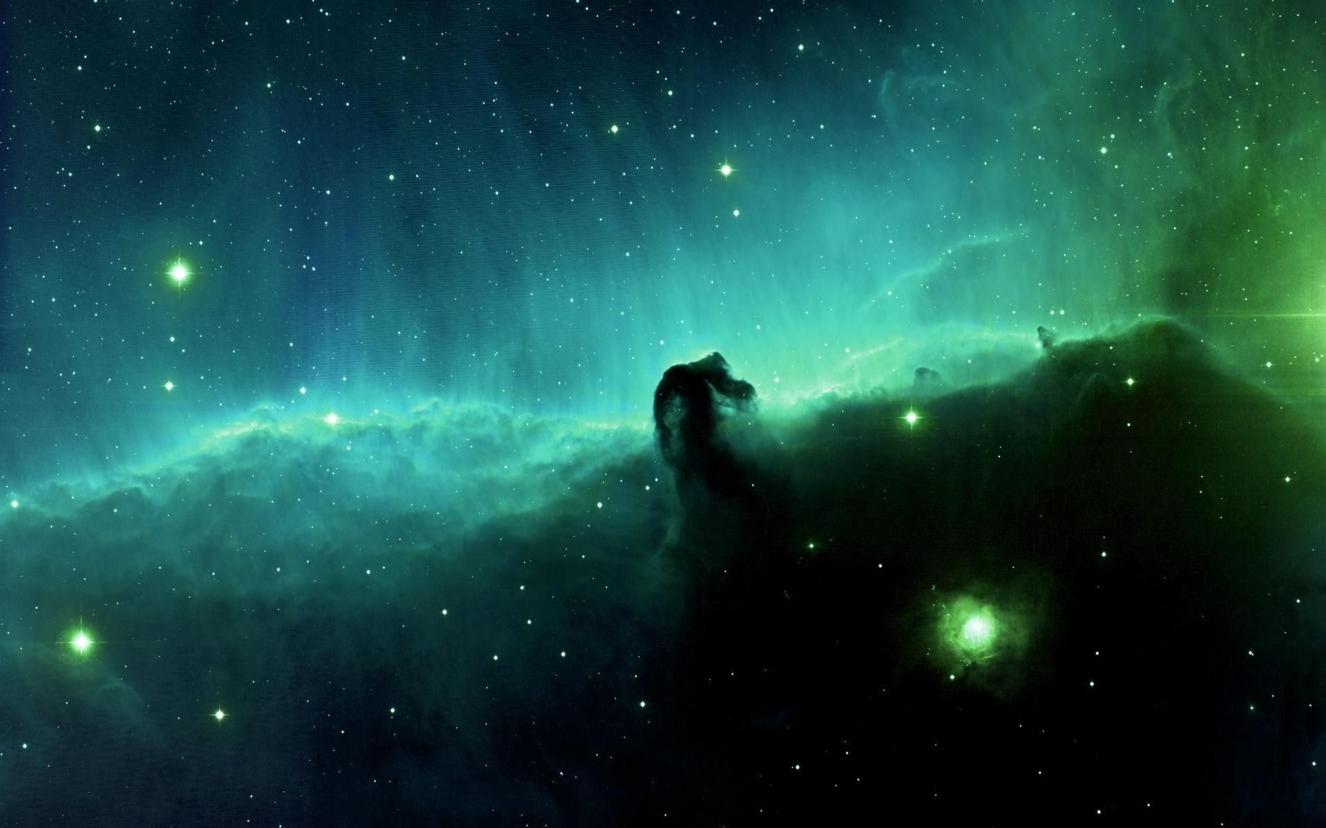 Space Nebula Horsehead nebula HD Wallpapers Download Desktop 1920x1200