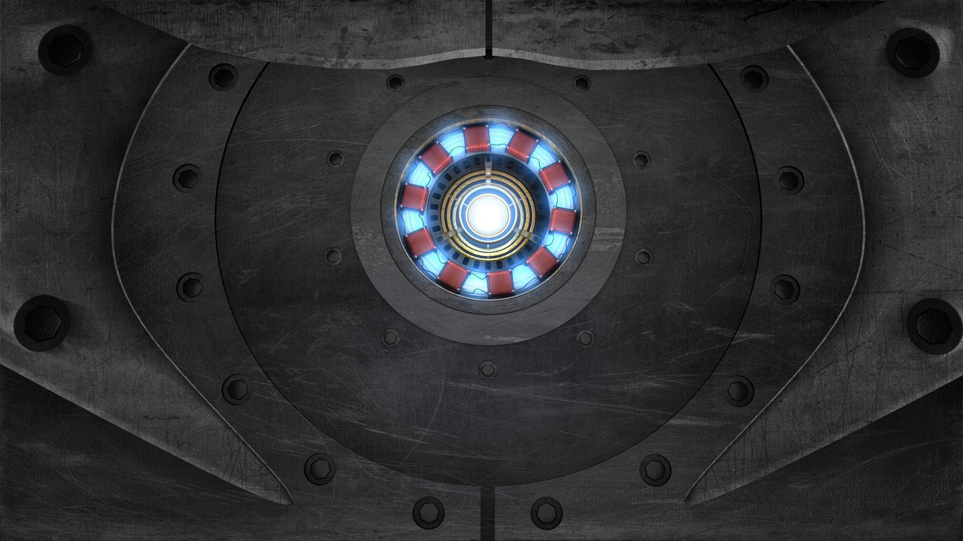 Ironman Arc Reactor Wallpaper Hd Ironman arc re 1920x1080
