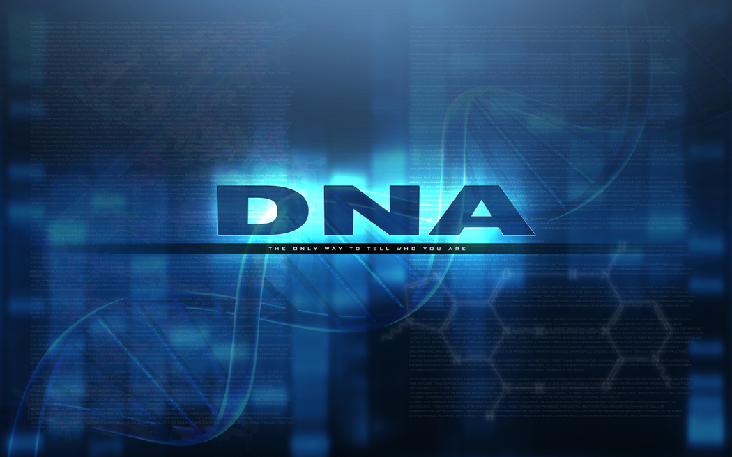 Wallpapers   DNA   The only way[blue] by rubasu   Customizeorg 1050x656