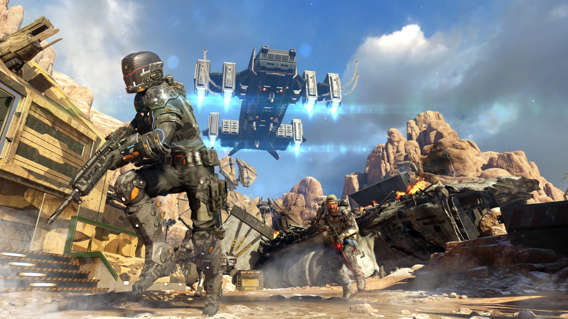 Free Download Call Of Duty Black Ops 3 Wallpapers High Quality