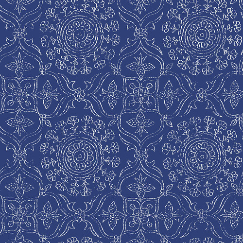 WallPops Byzantine Peel And Stick Wallpaper Reviews Wayfair 500x500