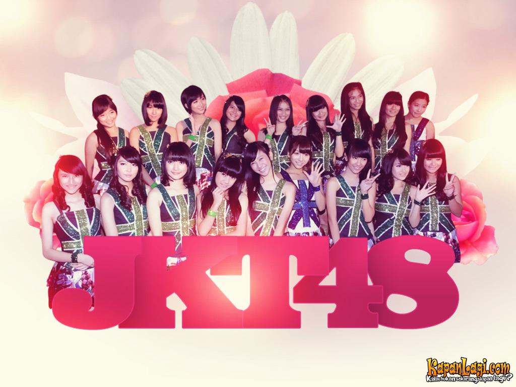 Wallpaper   JKT48   KapanLagicom 1024x768