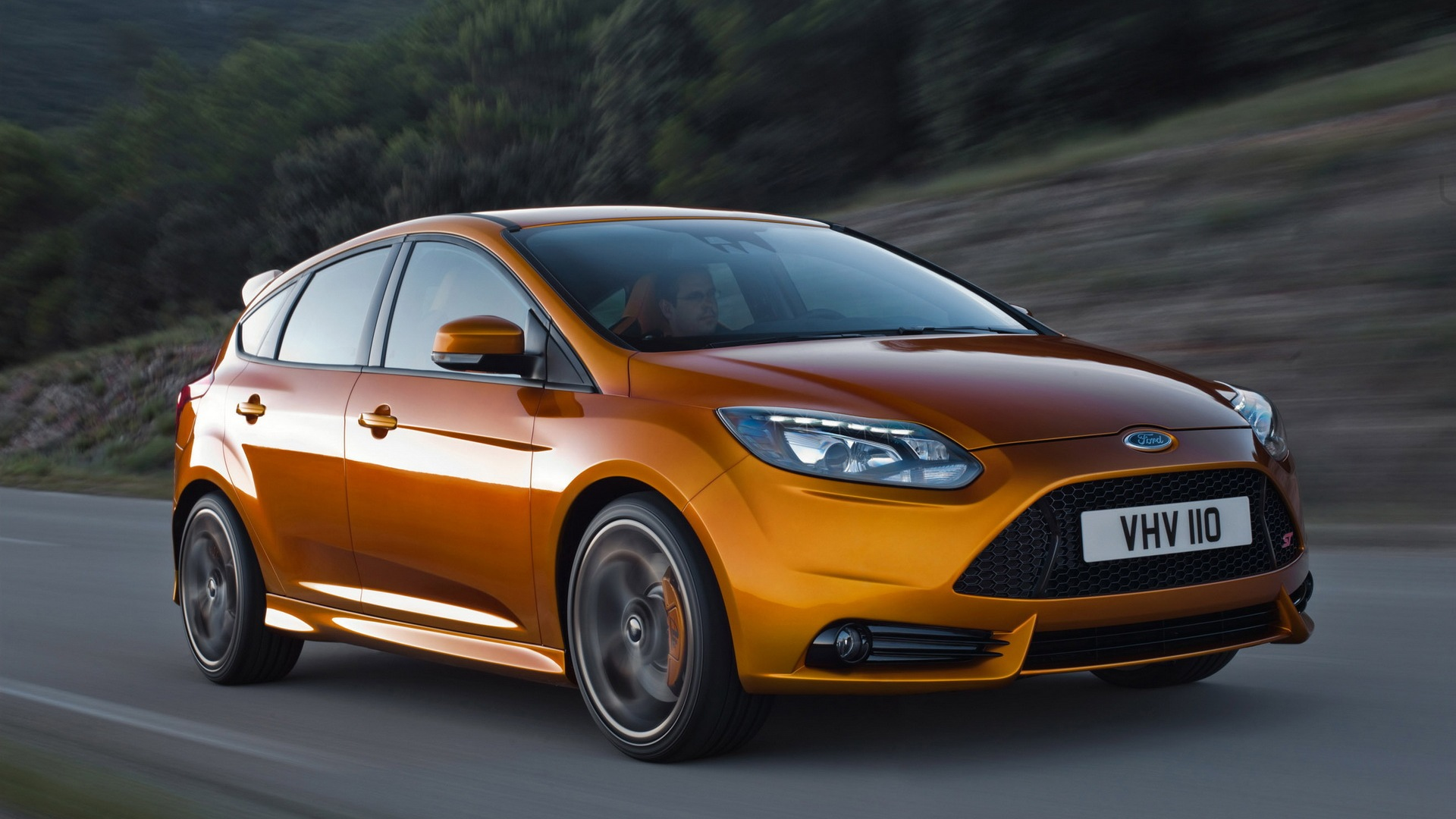 2012 Ford Focus St wallpaper   215472 1920x1080