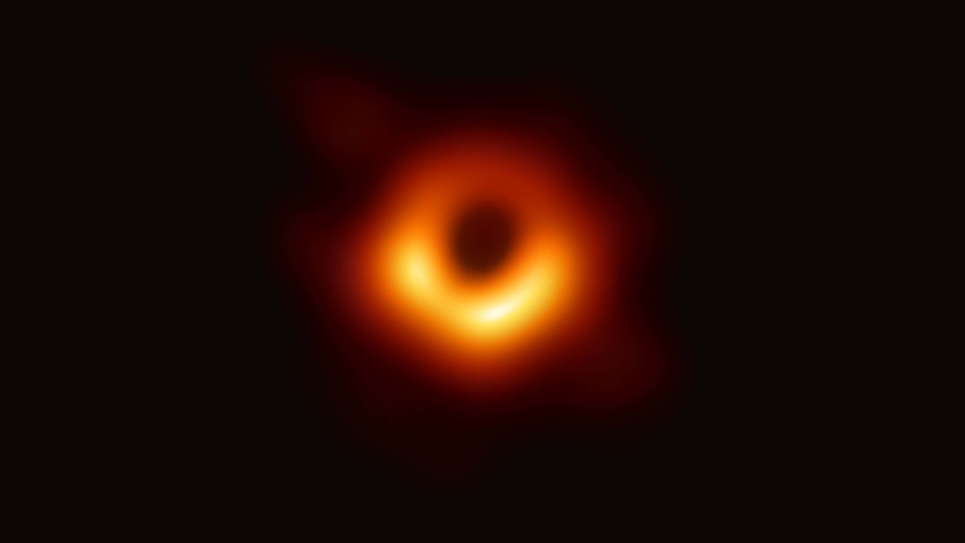 M87 Black Hole UHD 4K Wallpaper Pixelz 3840x2160