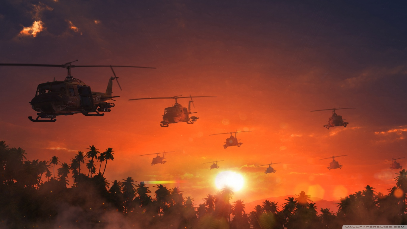 Apocalypse Now HD desktop wallpaper Widescreen 1366x768