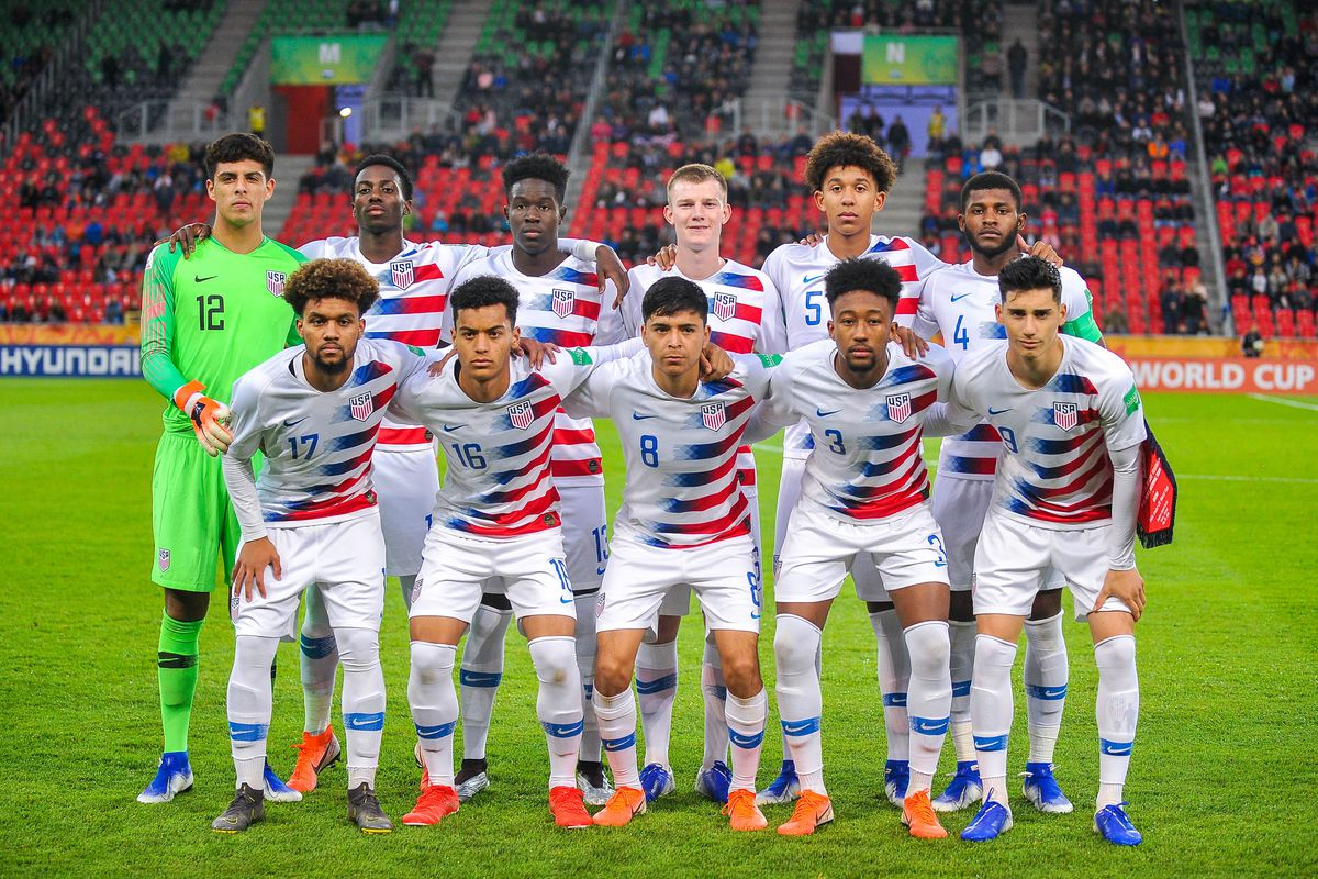 USA vs France U 20 World Cup 2019 Time TV schedule and live 1200x800