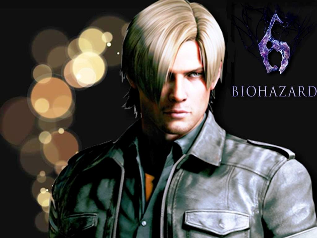 Free Download Leon Re6 Wallpaper Resident Evil Wallpaper 28963574