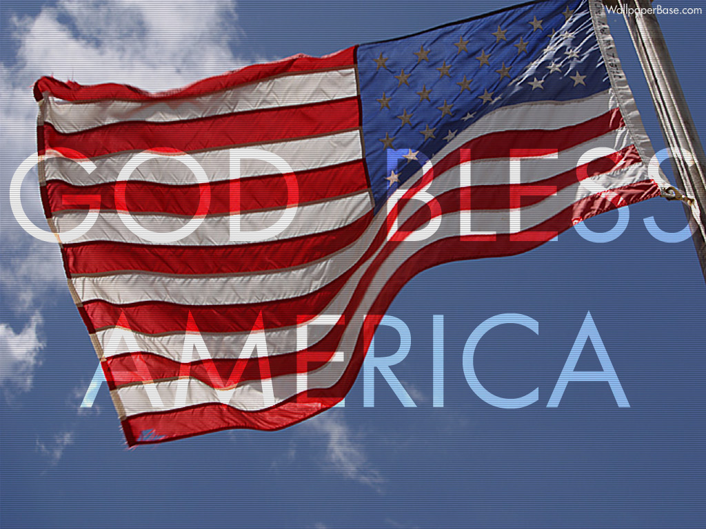 America USA Independence Day Wallpapers 1024x768