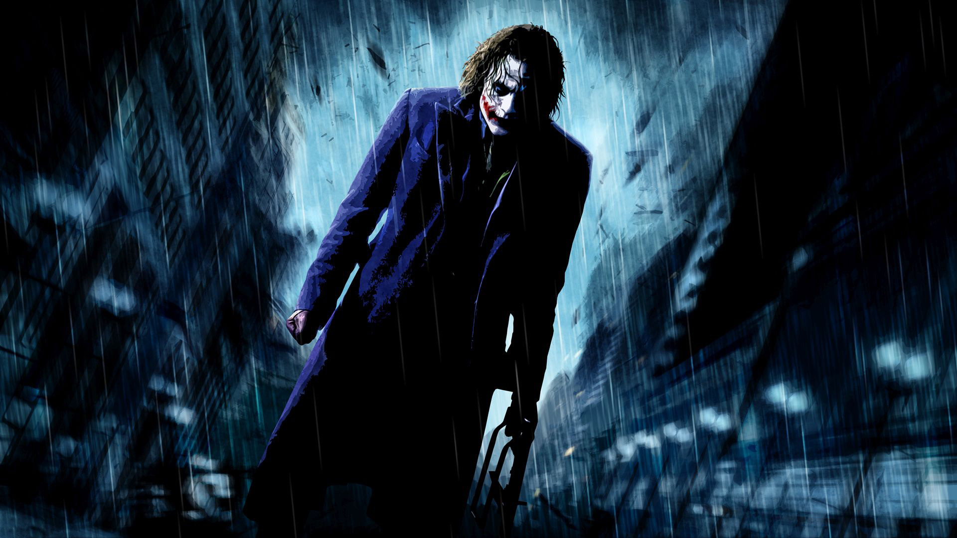 The Joker   The Dark Knight wallpaper 20416 1920x1080