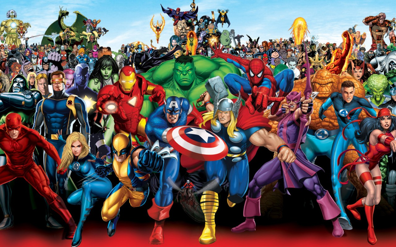 Marvel Computer Wallpapers Desktop Backgrounds 1280x800 ID322791 1280x800