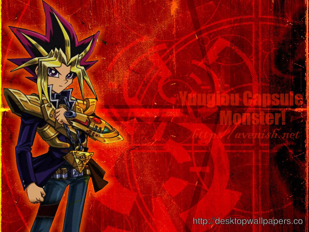 Yu Gi Oh WallpaperDesktop Wallpapers Download 1024x768