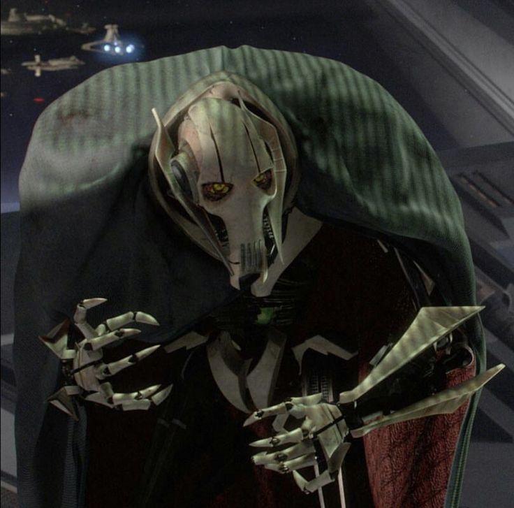 General Grievous Wickedpedia FANDOM powered by Wikia 736x727