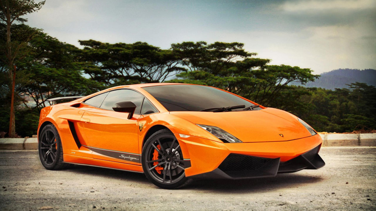 lamborghini gallardo car wallpaper View All View All 1280x720