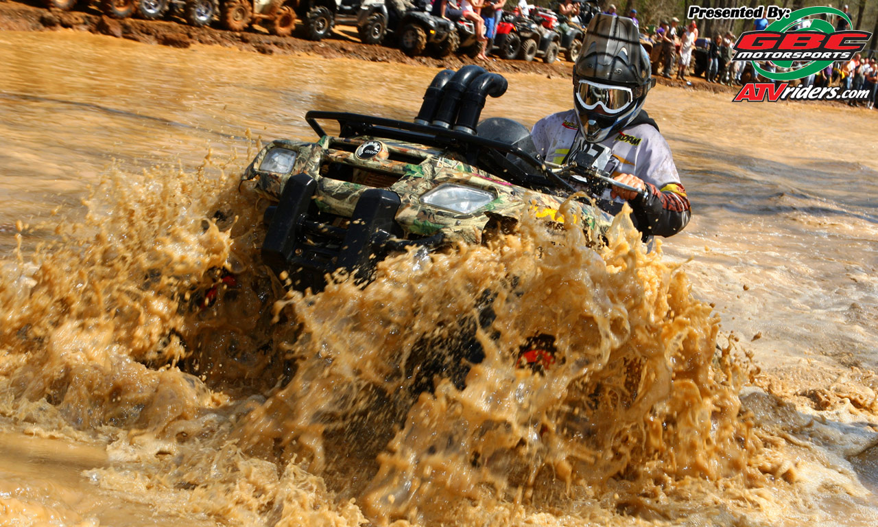 Mud Nationals   Can Am ATV   Wednesday Wallpapers   Weekly ATV 1280x768