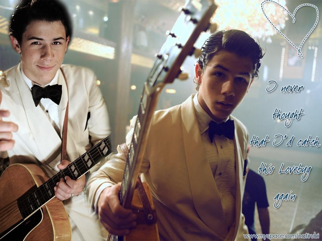 Nick Wallpaper   Nick Jonas Wallpaper 8083130 1024x768