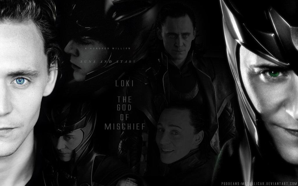 Loki Wallpaper by Mononoke Kitsune 1024x640