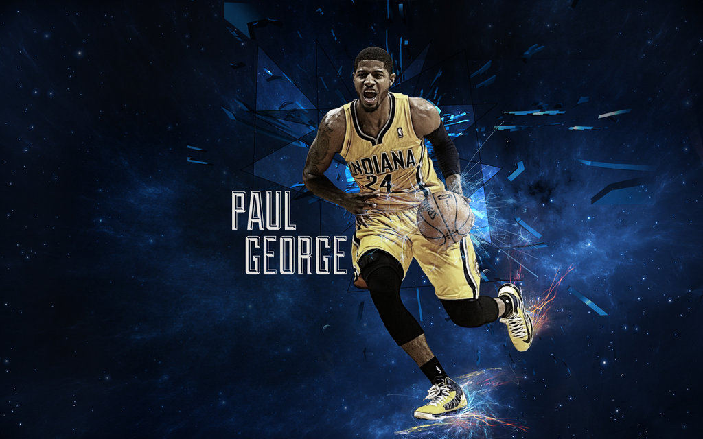 Paul george dunk wallpaper voltagebd Image collections