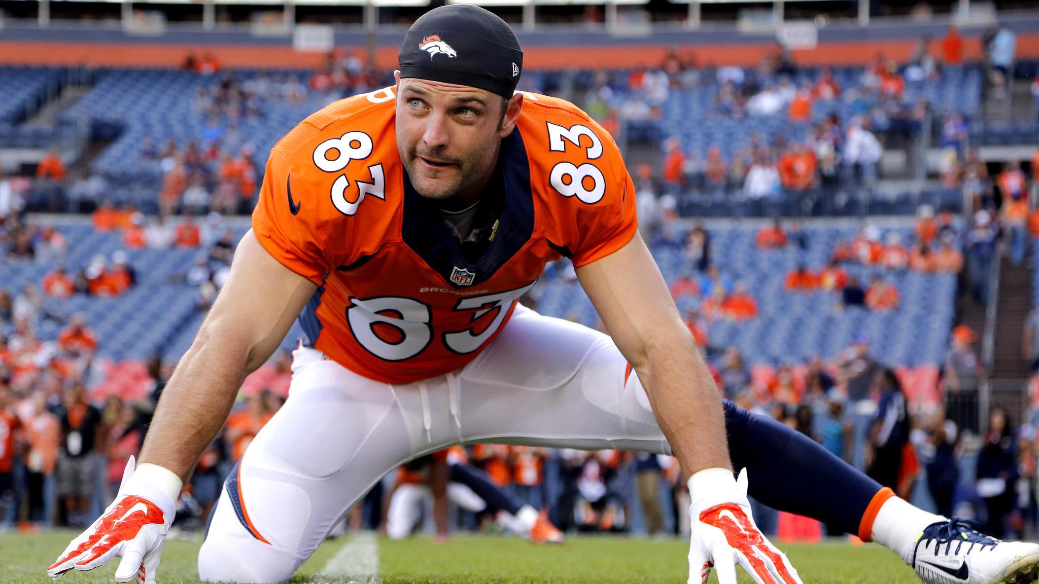 Denver Broncos Wes Welker suspended for violating NFLs PED 2048x1152