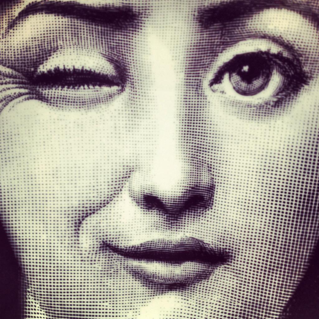 Fornasetti wallpaper usa wallpapersafari - Fornasetti faces wallpaper ...