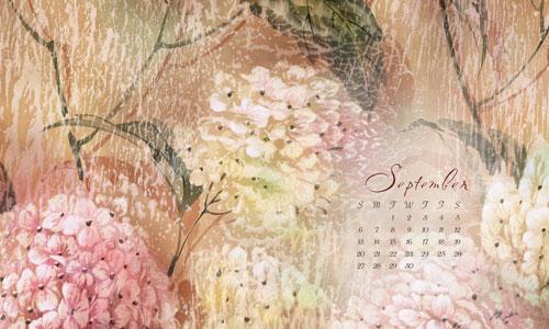 Calendar Wallpapers Monthly Calendar Wallpapers 2009 Wallpapers 500x300