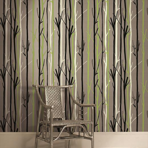 Birch Trees   Moda Decorative Wallcoverings 520x520